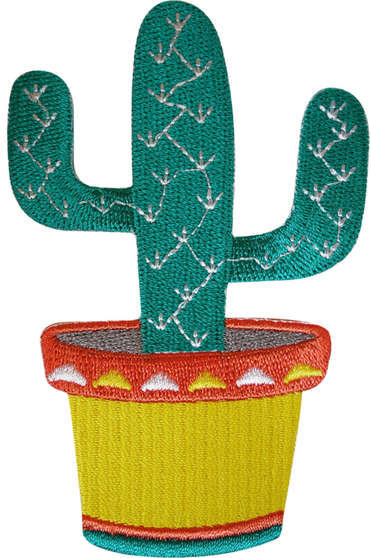 MEXICAN CACTUS PATCH