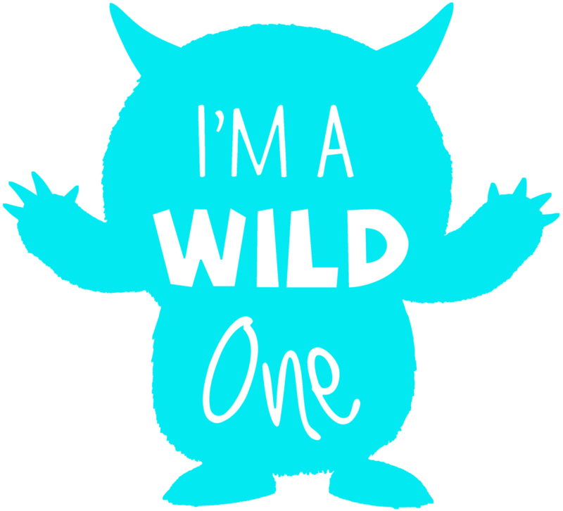 WILD ONE STRIJKAPPLICATIE