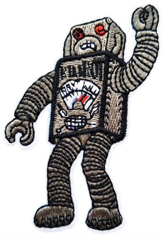ROBOT PATCH