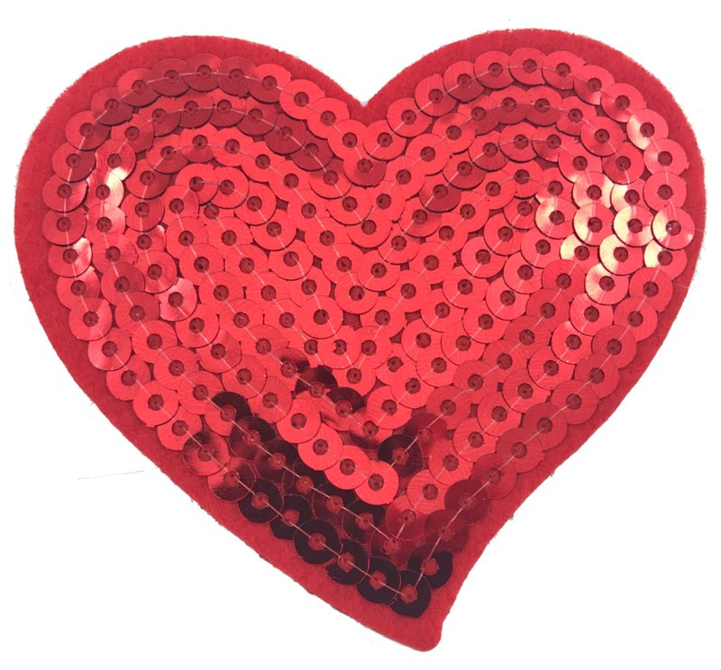 HEART ROOD PATCH