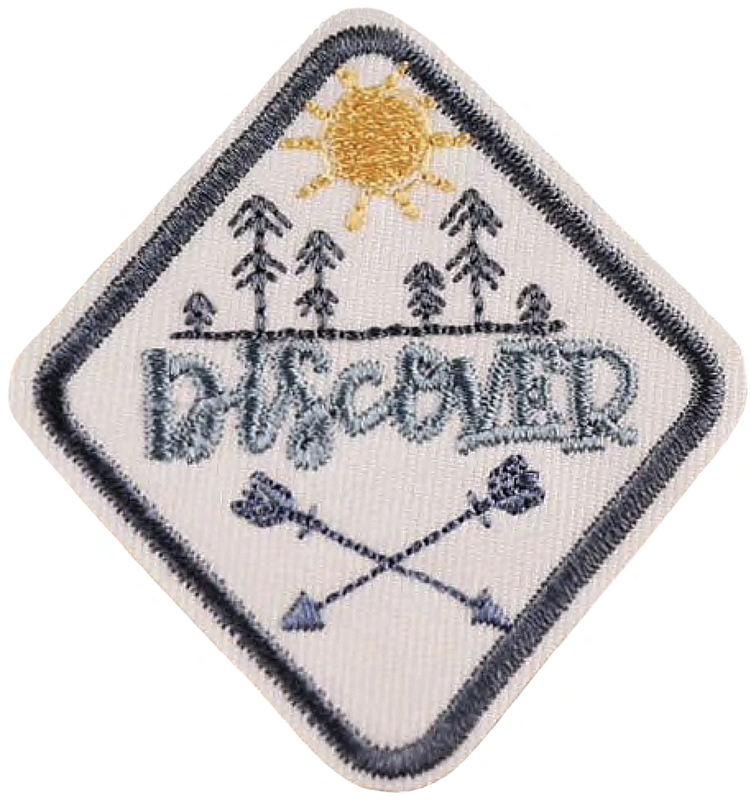 DISCOVER PATCH