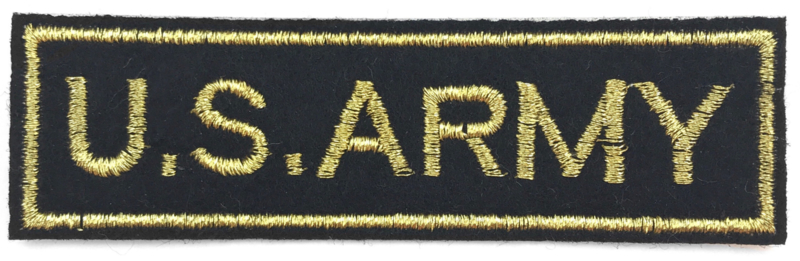 U.S. ARMY PATCH