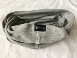 Colsjaal grijs gemeleerd
