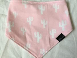 Bib cactus roze