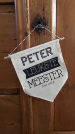 Vaantje Leukste Meester