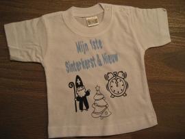 1ste SinterKerst & Nieuw shirt