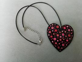 Ketting Klein hart 4