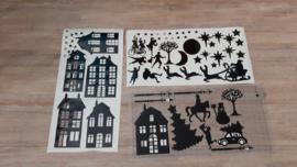 Huisjes + Sinterklaas & Kerstaanvulling