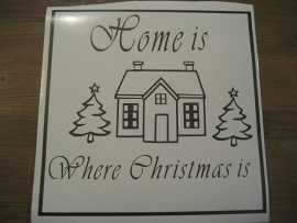 Home is .....where Christmas is