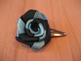 Roos Aqua/Zwart