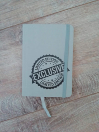 Kraftboekje Limited edition
