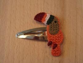 Papegaai Oranje