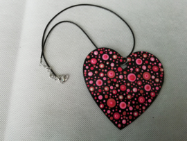 Ketting Groot hart 2