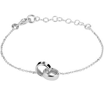 Armband dubbele ring