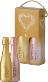 Bottega 2-pack piccolo Gold  & Rosé Gold