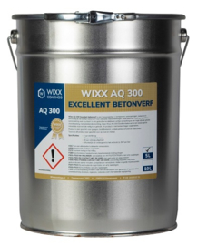 Wixx AQ 300 Excellent Betonverf | Wit