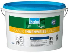 Herbol Innenweiss 12,5L wit | Kleur naar wens