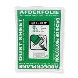 Afdekfolie HDPE 4 x 5 M