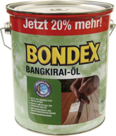 Bondex Houtolie | Bankirai 7121