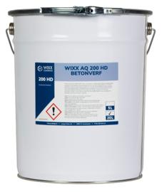 Wixx AQ 200 HD Betonverf 20L | RAL 7016 Antracietgrijs