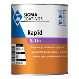 Sigma Rapid Satin