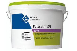 Sigma Polysatin SM Satin Wit 12,5L