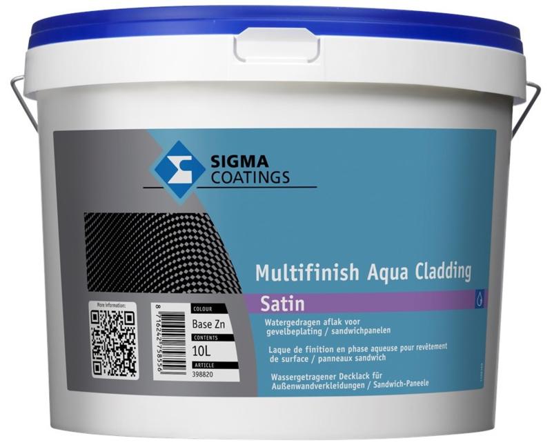 Sigma Multifinish Aqua Cladding Satin
