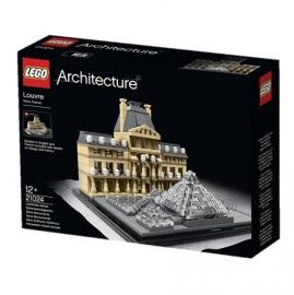LEGO 21024 Le Louvre