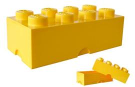 LEGO 4023 Lunch Box (verschillende kleuren)