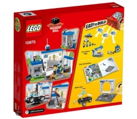 LEGO 10675 Politie de Grote Ontsnapping