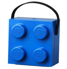 LEGO 4024 Lunchbox met Hendel(verschillende kleuren)