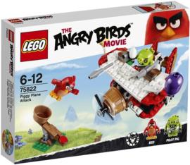 LEGO 75822 Piggy Vliegtuigaanval
