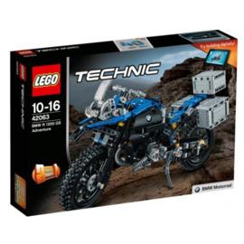 LEGO 42063 BMW R 1200 GS