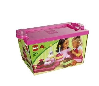 LEGO 6785 Taartjes Bakken
