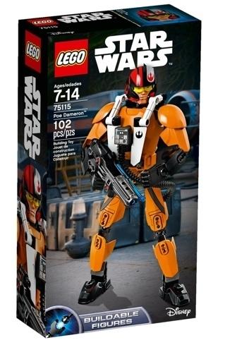 LEGO 75115 Poe Dameron