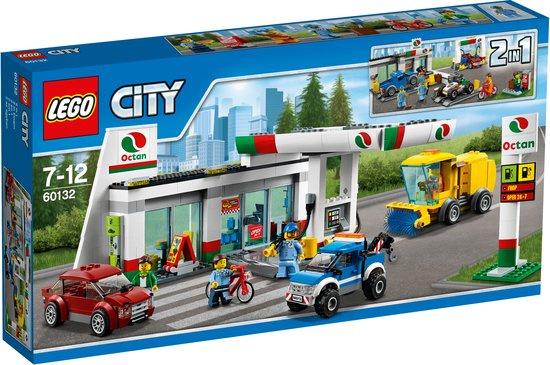 LEGO 60132 Benzinestation