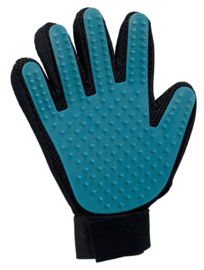 Vachtverzorging handschoen