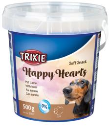 Soft snack Happy Hearts