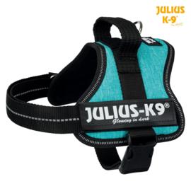 Julius K9 Harnas Mini mini Ocean blauw S