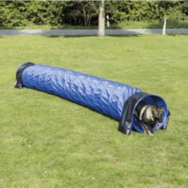 Dog Activity Agility Basic tunnel 60 cm/5m blauw