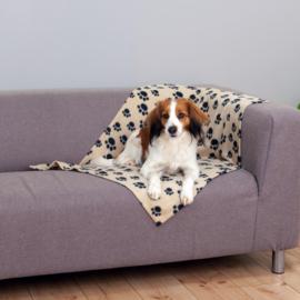 Fleece deken Beany 100 x 70cm