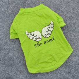 Groen T-shirt S