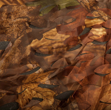 CAMONET Coloured Leaf