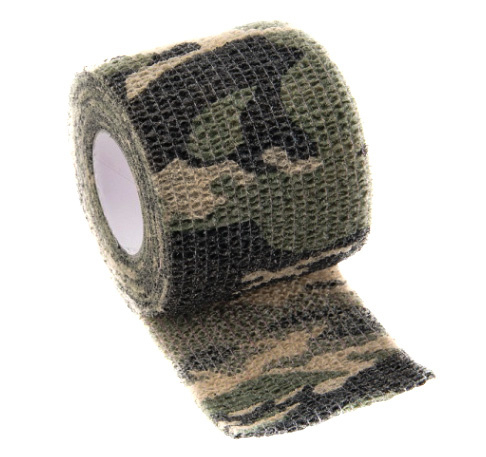 Camouflage Wrap Tape, BUTEO PHOTO GEAR