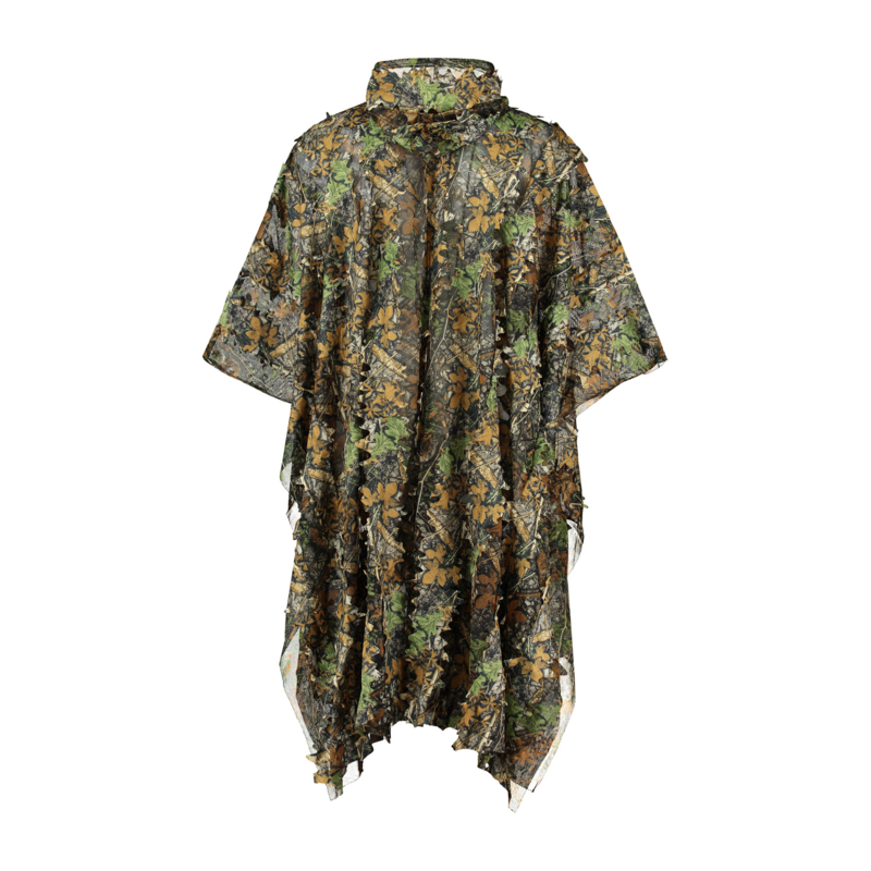 3D Leaves Poncho, BUTEO PHOTO GEAR