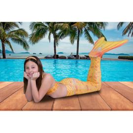 Zeemeermin staart Golden Sea Jewel