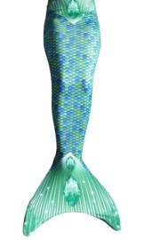 Zeemeermin staart groene Parel