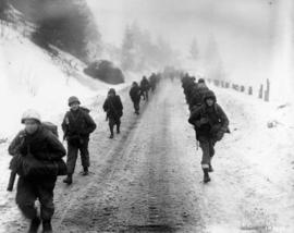 Reis Ardennenoffensief 1944