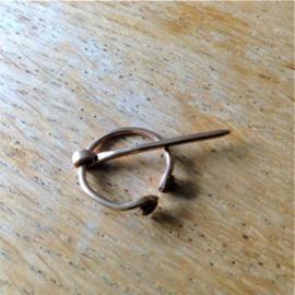Kleine Fibula brons