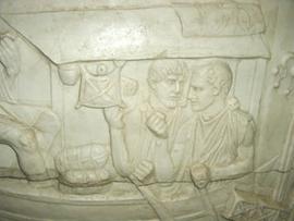 Romeinse tas loculus